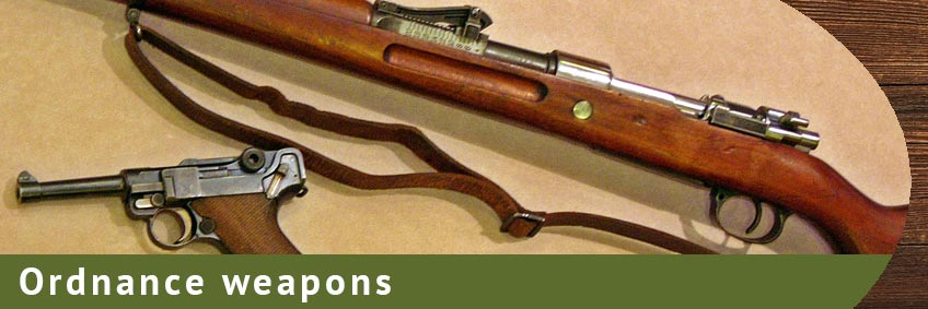 Ordnance weapons